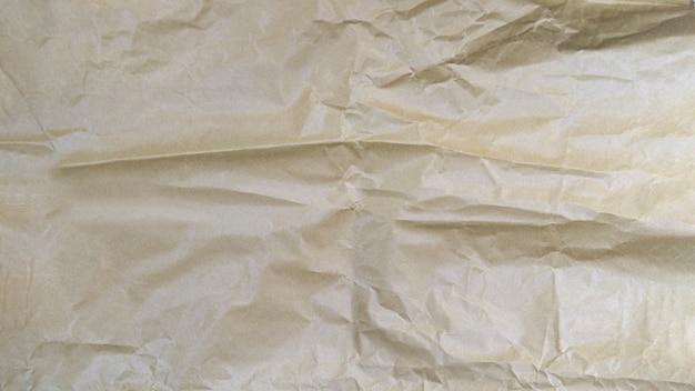 Zerknitterte papierstruktur