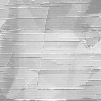 Zerknitterte pappbeschaffenheit
