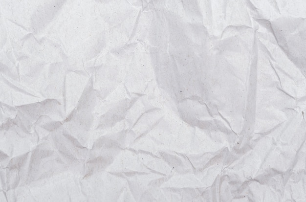 Zerknitterter papierhintergrund