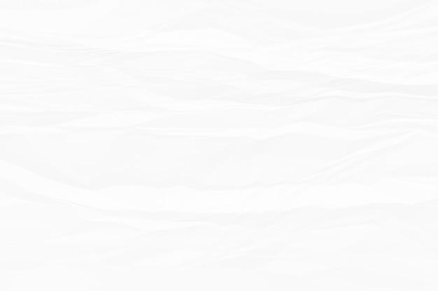 Zerknitterter weißbuchhintergrundabschluß oben