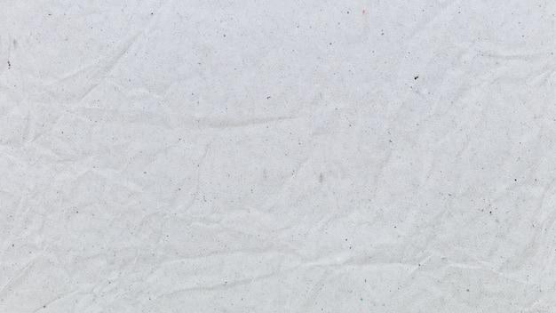 Zerknitterter weißer recyclingpapierhintergrund für geschäftskommunikation und -bildung