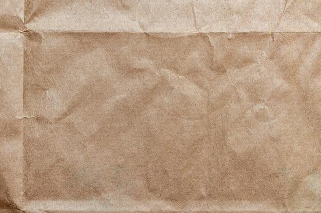 Zerknittertes bastelpapier, kartonbeschaffenheitshintergrund