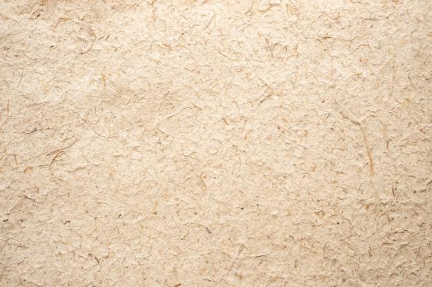Zerknittertes kraftpapier textur und hintergrund mit kopierraum hautnah