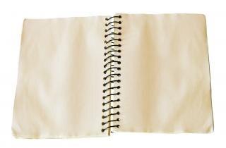 Zerknittertes papier, single