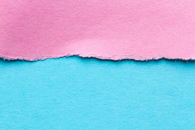 Zerrissenes papier. zerrissenes papier komposition mit platz für text oder nachricht