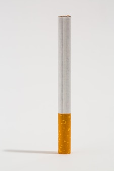 Zigarette auf getrennt