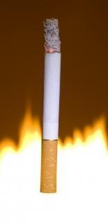 Zigarette, krankheit