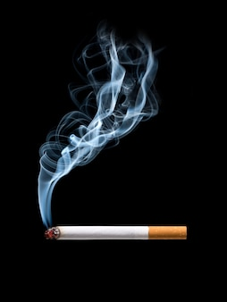 Zigarette rauchen