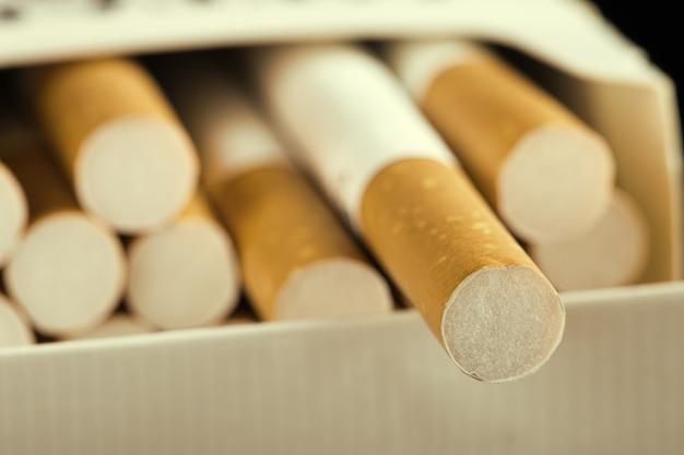 Zigaretten in packung