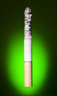 Zigaretten-, krebs