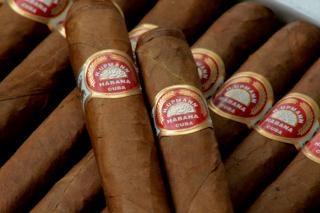 Zigarren, stick-, tabak-