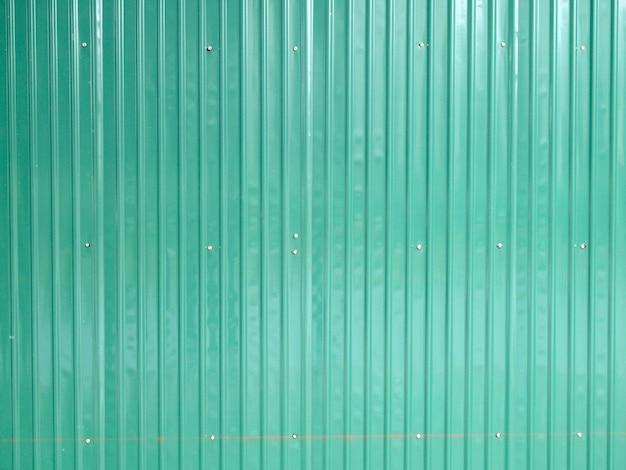 Zinkplatte grün