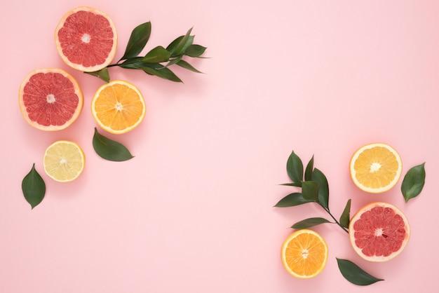 Zitrusfrucht