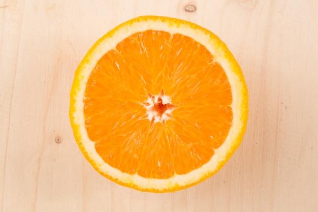 Zitrusfruchtscheiben. orangen.