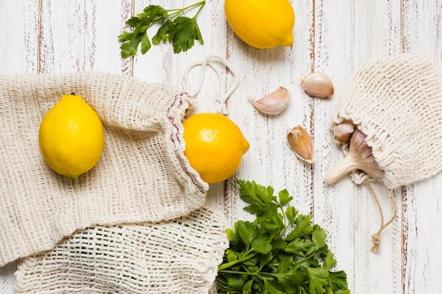 Zitrusfrüchte für einen gesunden und entspannten geist