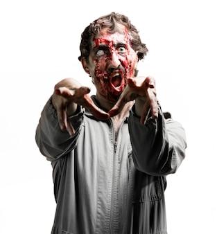 Zombie arme vor