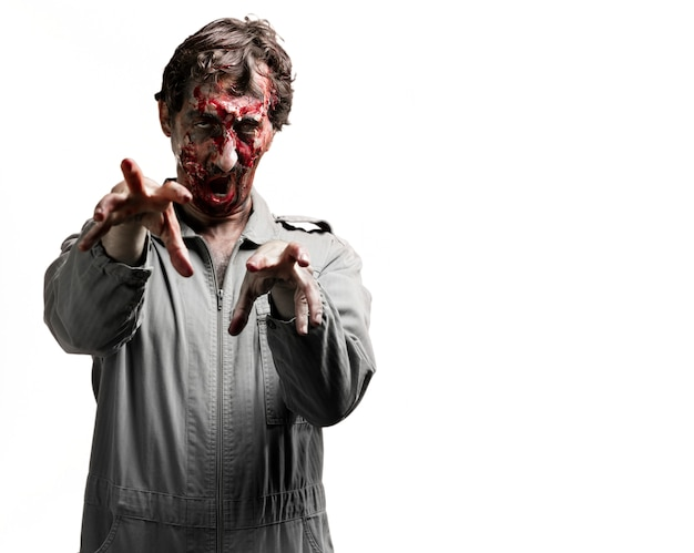 Zombie finger movied