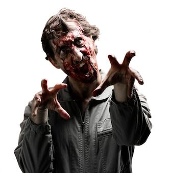 Zombie kreischen