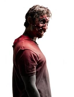 Zombie seite nach vorn