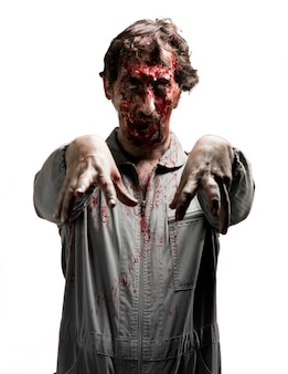 Zombie stehend