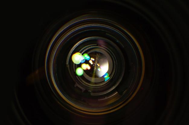 Zoomobjektiv näher