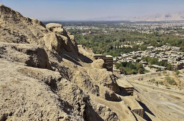Zoroastrischer tempel in isfahan, iran