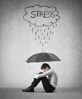 Zu viel stress