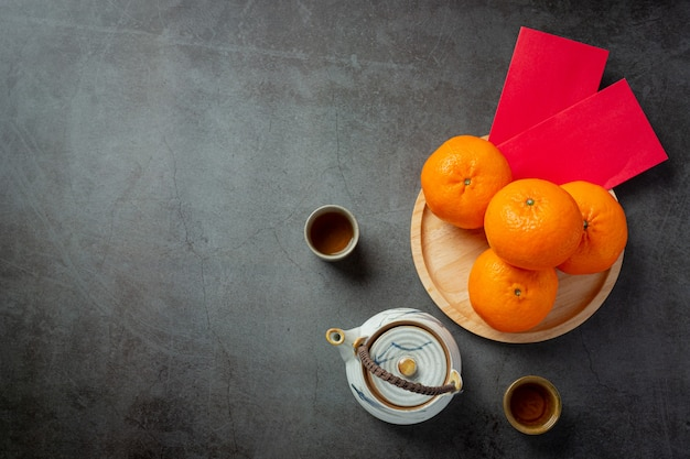 Zubehör chinesisches neujahrsfest dekorationen.
