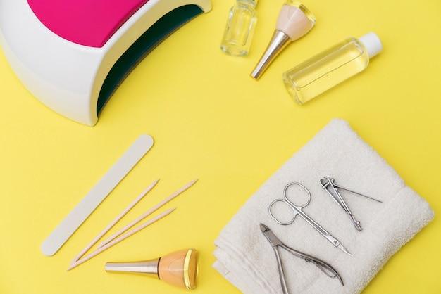Zubehör für die nagelpflege