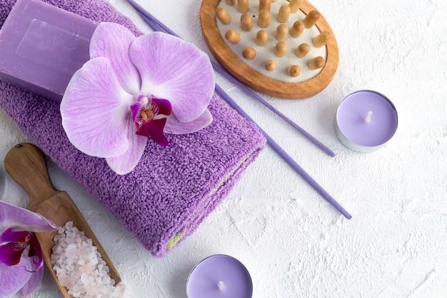 Zubehör für spa-behandlungen und körperpflege