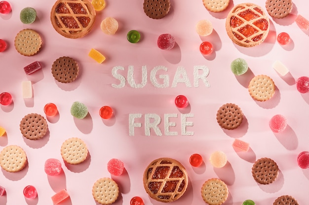 Zuckerfreie kuchen