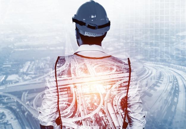 Zukünftiges hochbauprojekt