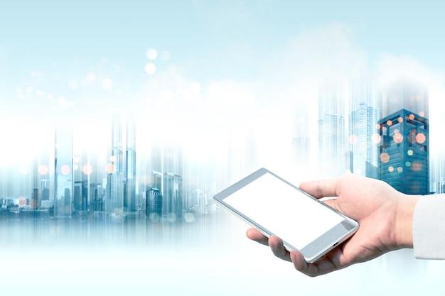 Zukunftstechnologie-konzept