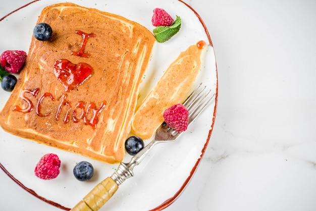 Zurück zu schulkonzept frühstückspfannkuchen