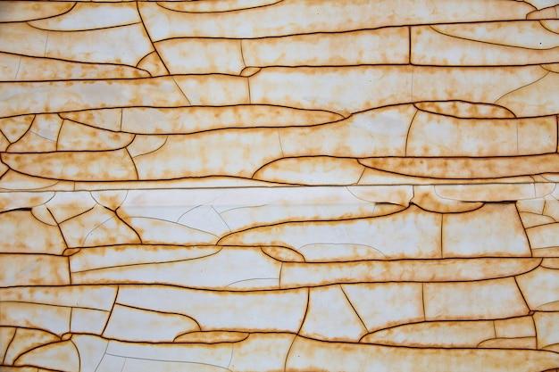 Zusammenfassung gebrochen vom alten farbmantel auf hoher auflösung des stahlplattenhintergrundes, beschaffenheit