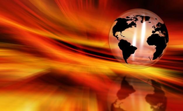 Zusammenfassung globus hintergrund