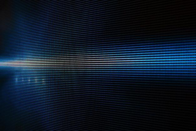 Zusammenfassung nahaufnahme helle farbige led smd videowand zusammenfassung
