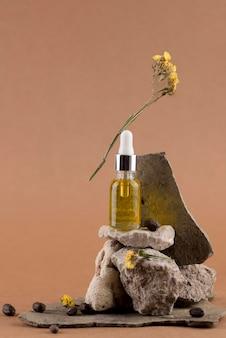 Zusammensetzung der jojobaöl-tropfer