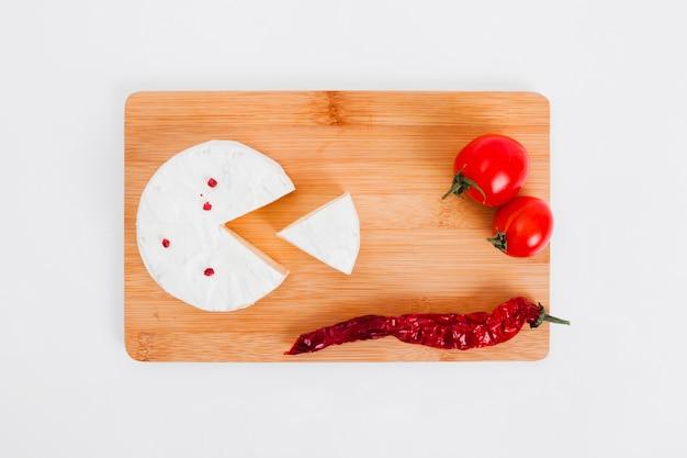 Zusammensetzung der verschiedenen käsesorten