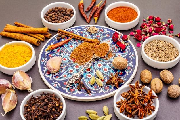 Zutaten für die zubereitung orientalisch würzig ras el hanout