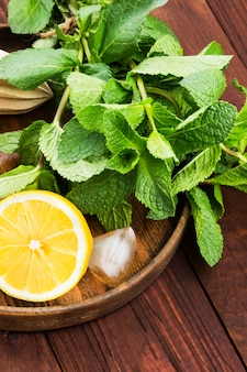 Zutaten für limonade