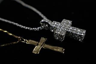 Zwei cross hänger