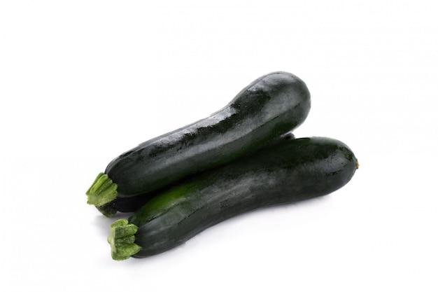 Zwei zucchini