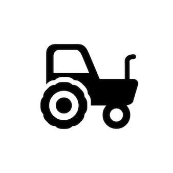 Поле трактора