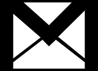 手紙の封筒