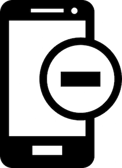 以下のシンボルを持つ携帯