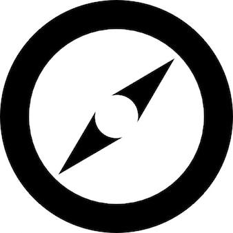 Портативный компас