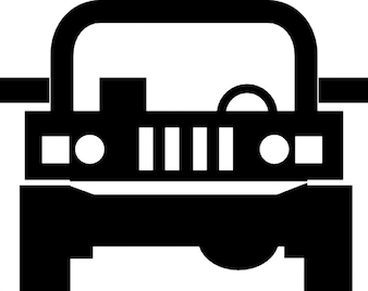 ジープ、四輪駆動車