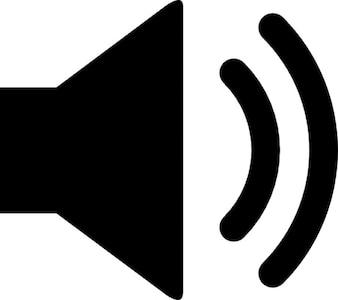 音量を上げる
