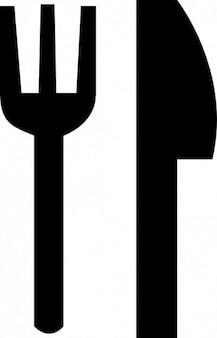 フォークとナイフ